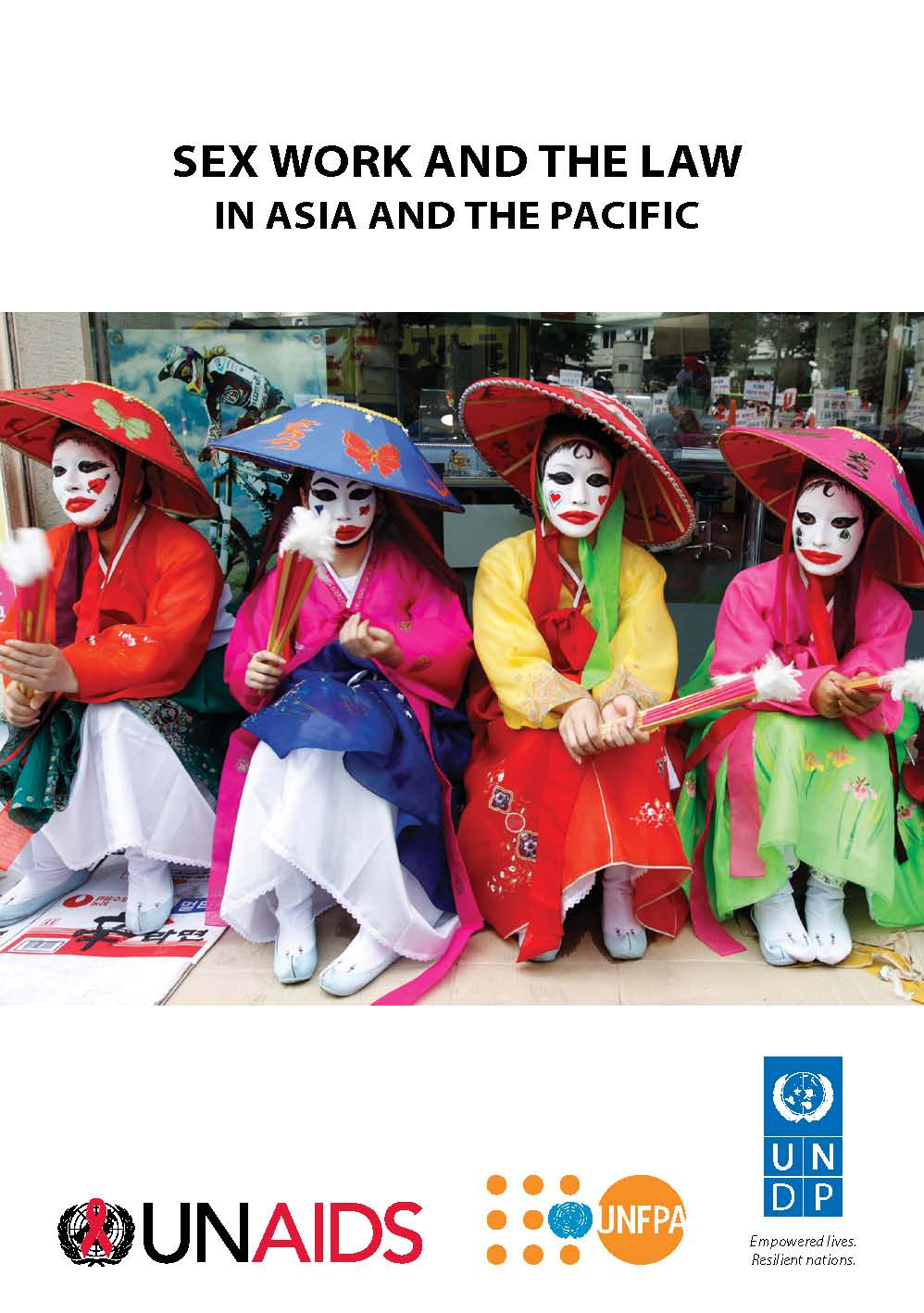 Sex Work and the Law in Asia and the Pacific